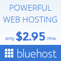 Starting a Food Blog wish inexpensive hosting by bluehost