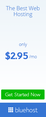 Bluehost: buy your domain