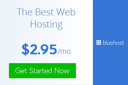 Bluehost WordPress Hosting Basic Plan